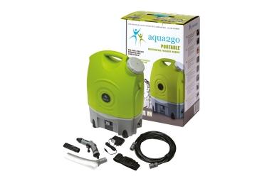 station de lavage autonome aqua2go 17l