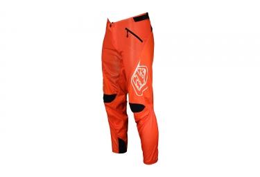 pantalon troy lee designs sprint orange 2017