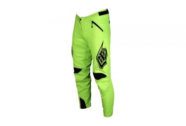 pantalon troy lee designs sprint jaune 2017