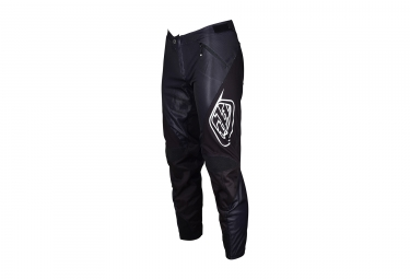 pantalon enfant troy lee designs sprint noir 2017