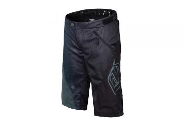 short troy lee designs sprint 50 50 noir 2017