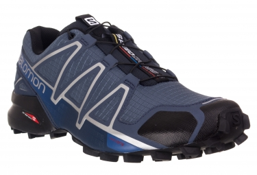 salomon speedcross 4 bleu