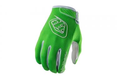 gants longs enfant troy lee designs air vert 2017