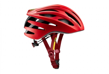casque mavic 2017 aksium elite rouge