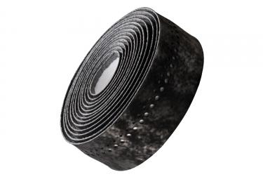 ruban de cintre bontrager velvetack microfibre noir blanc