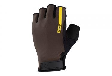 paire de gants courts femme mavic 2017 aksium gris
