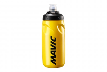 bidon mavic 600ml jaune