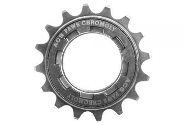 roue libre acs paws 60 points d engagement hd chromo 3 32