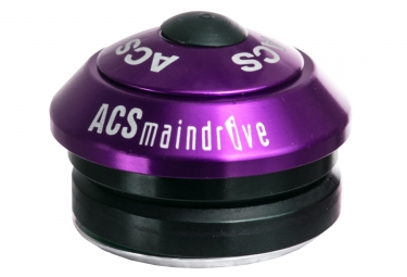 jeu de direction integre acs maindrive 1 1 8 violet