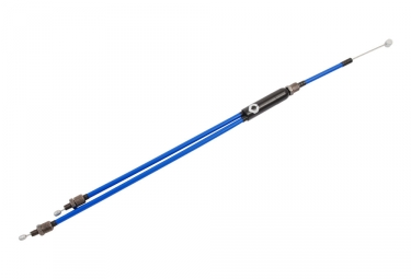 cable rotor haut vocal bmx retro bleu