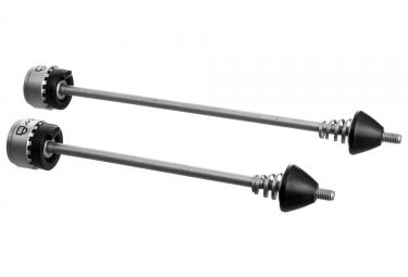 antivol de roues ixow wheelguard gravity axe 100mm 135mm noir