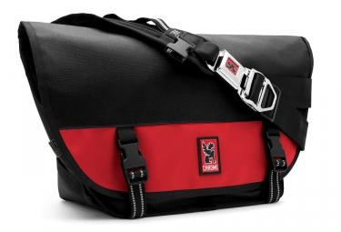 sac bandouliere chrome mini metro noir rouge