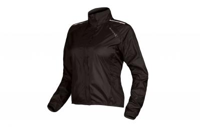 endura veste coupe vent femme pakajak noir