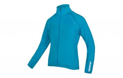 endura veste coupe vent femme roubaix bleu