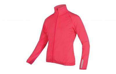 endura veste coupe vent femme roubaix rose