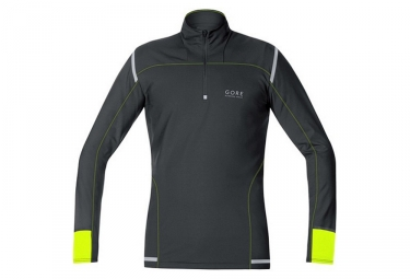 gore running wear maillot mythos 2 0 noir