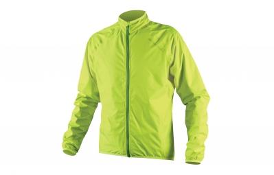 endura veste coupe vent xtract jaune