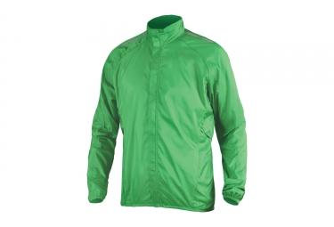 endura veste coupe vent pakajak vert