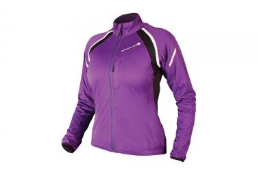 endura veste femme convert softshell violet