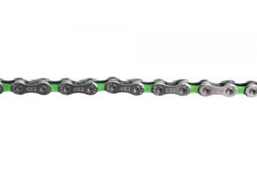 chaine yaban s11 s2 bi color 11v vert