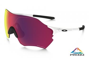 oakley lunettes evzero range blanc mat prizm road ref oo9327 1038
