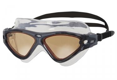 paire de lunettes zoggs tri vision mask noir