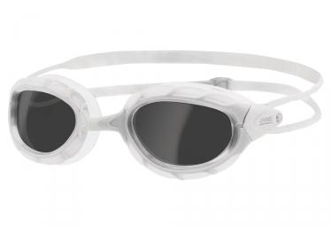 lunettes de natation zoggs predator blanc