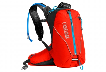 poche a eau camelbak octane 16x rouge orange