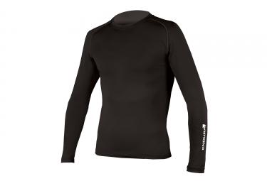 endura t shirt manches longues frontline noir