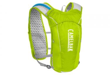 sac a dos camelbak circuit 1 5 l vert jaune