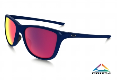 oakley lunettes reverie bleu indigo prizm road ref oo9362 0455