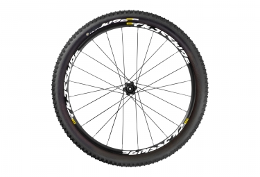 roue arriere vtt mavic 2017 crossride tubeless wts 29 boost 12x148mm corps shimano s