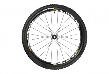 roue avant vtt mavic 2017 crossride tubeless wts 29 boost 15x110 pulse 2 10