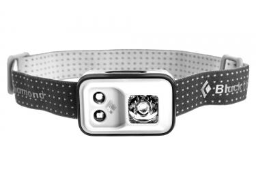 lampe frontale black diamond cosmo aluminium blanc