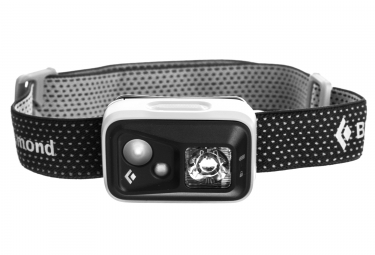 lampe frontale black diamond spot aluminium noir blanc