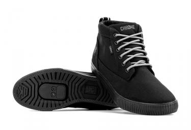 paire de chaussures chrome pro work boot noir