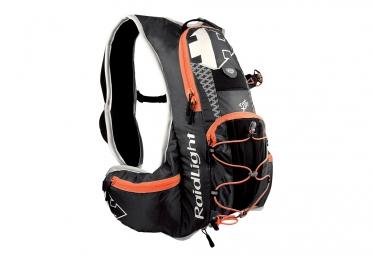 sac a dos raidlight trail xp 6 8 evo black orange