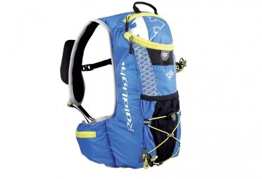 sac a dos raidlight trail xp evo 2 4 bleu poche a eau 1 5l
