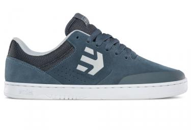 paire de chaussures etnies marana bleu gris