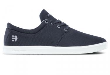 paire de chaussures etnies barrage sc bleu blanc