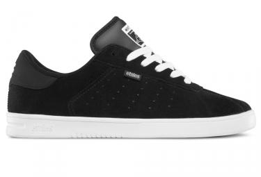 paire de chaussures etnies the scam noir blanc