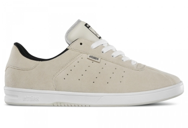paire de chaussures etnies the scam blanc