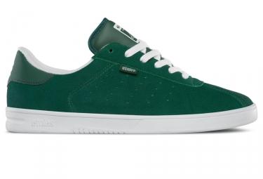 paire de chaussures etnies the scam vert