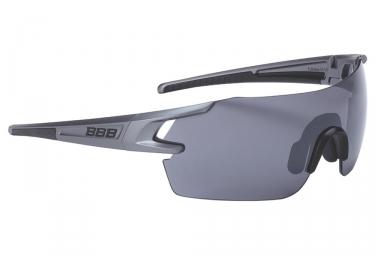paire de lunettes bbb fullview gris
