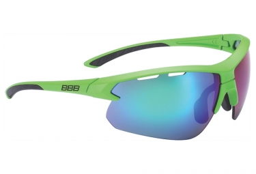 paire de lunettes bbb impulse vert