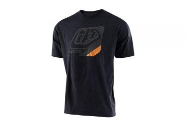 t shirt troy lee designs precision gris