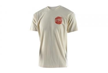 t shirt troy lee designs stomp blanc