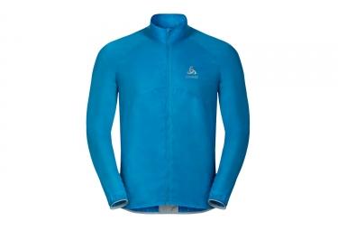 veste coupe vent deperlant odlo 2017 lttl bleu