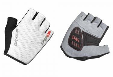 paire de gants courts gripgrab easyrider blanc