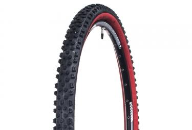 hutchinson pneu vtt toro 26 hardskin raceripost tl ready souple noir rouge